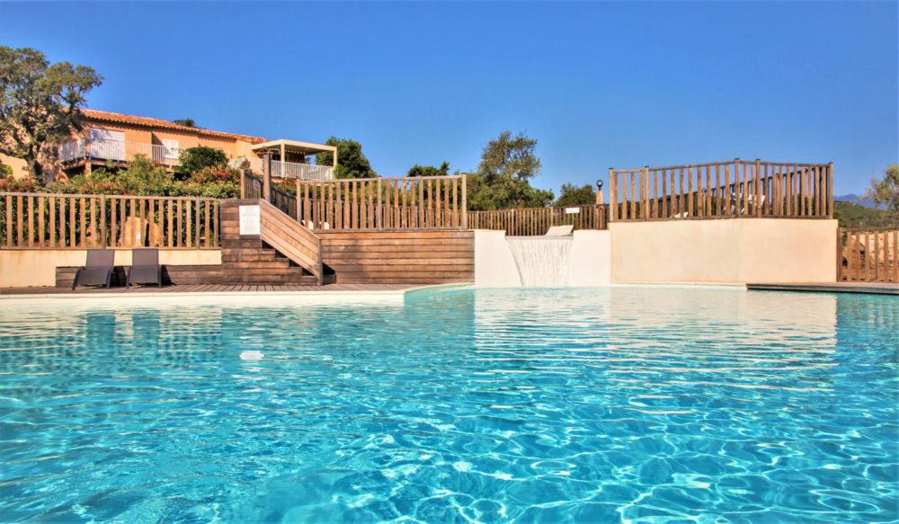 piscine double bassin